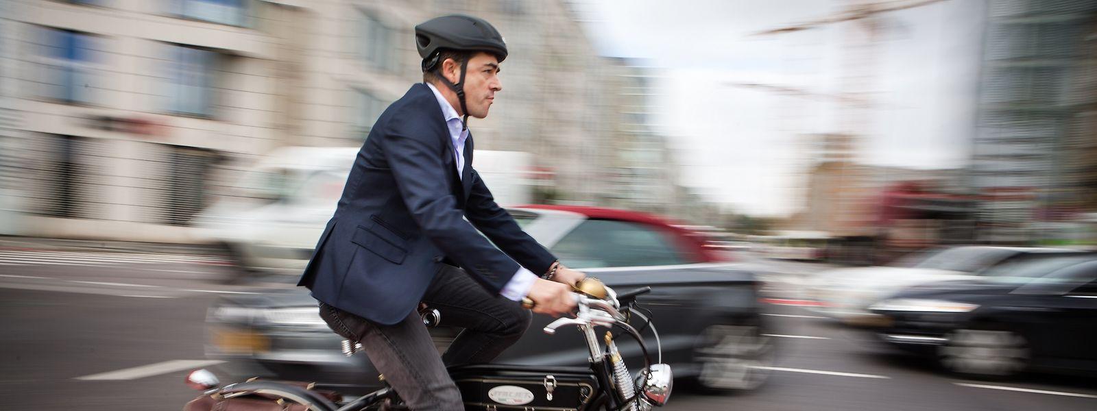 Elektrofahrrad - vélo electrique -  e-bike - Photo : Pierre Matgé