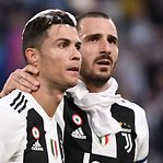 Cristiano Ronaldo e Juventus campeões de Itália