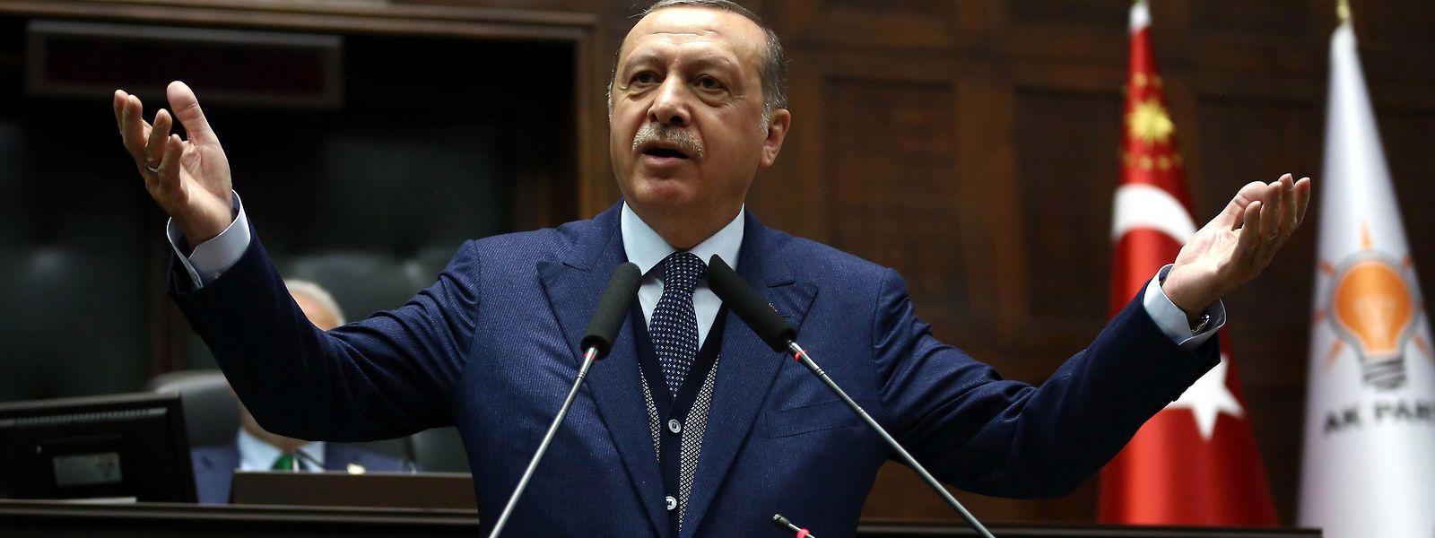 Die Türkei ist derzeit gegen eine Ratifizierung des Abkommens.