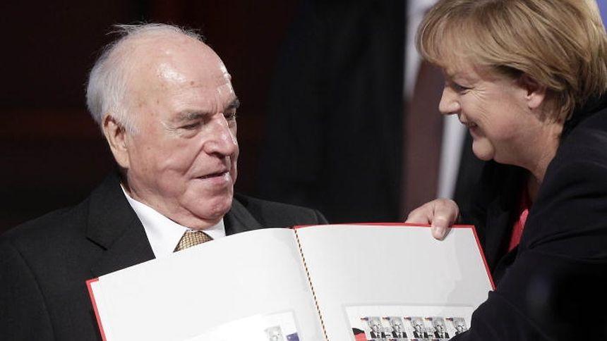 Deutscher Altkanzler Helmut Kohl 87-jährig gestorben