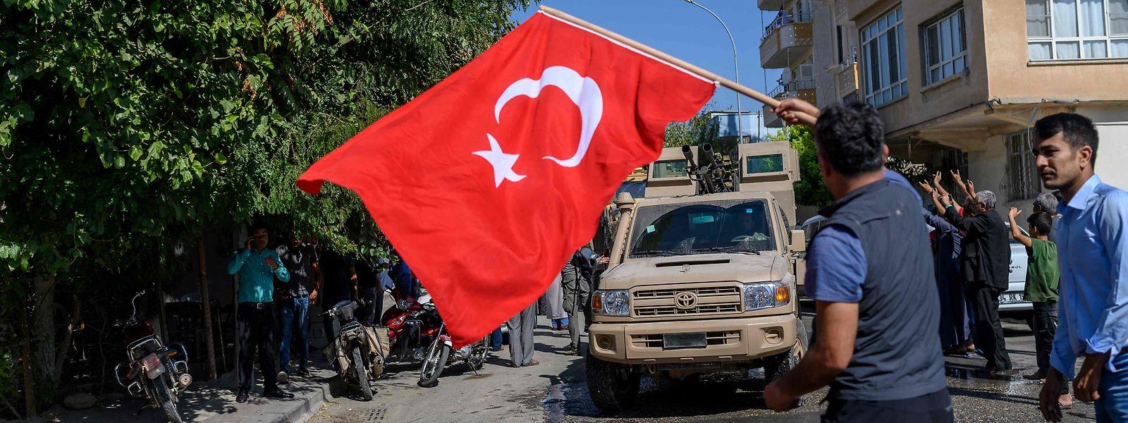 Die türkische Offensive in Nordsyrien ist für die EU sehr problematisch: Brüssel ist in der Migrationsfrage von Ankara abhängig, was die Europäer daran hindert, die Türkei allzu klar zu kritisieren.
