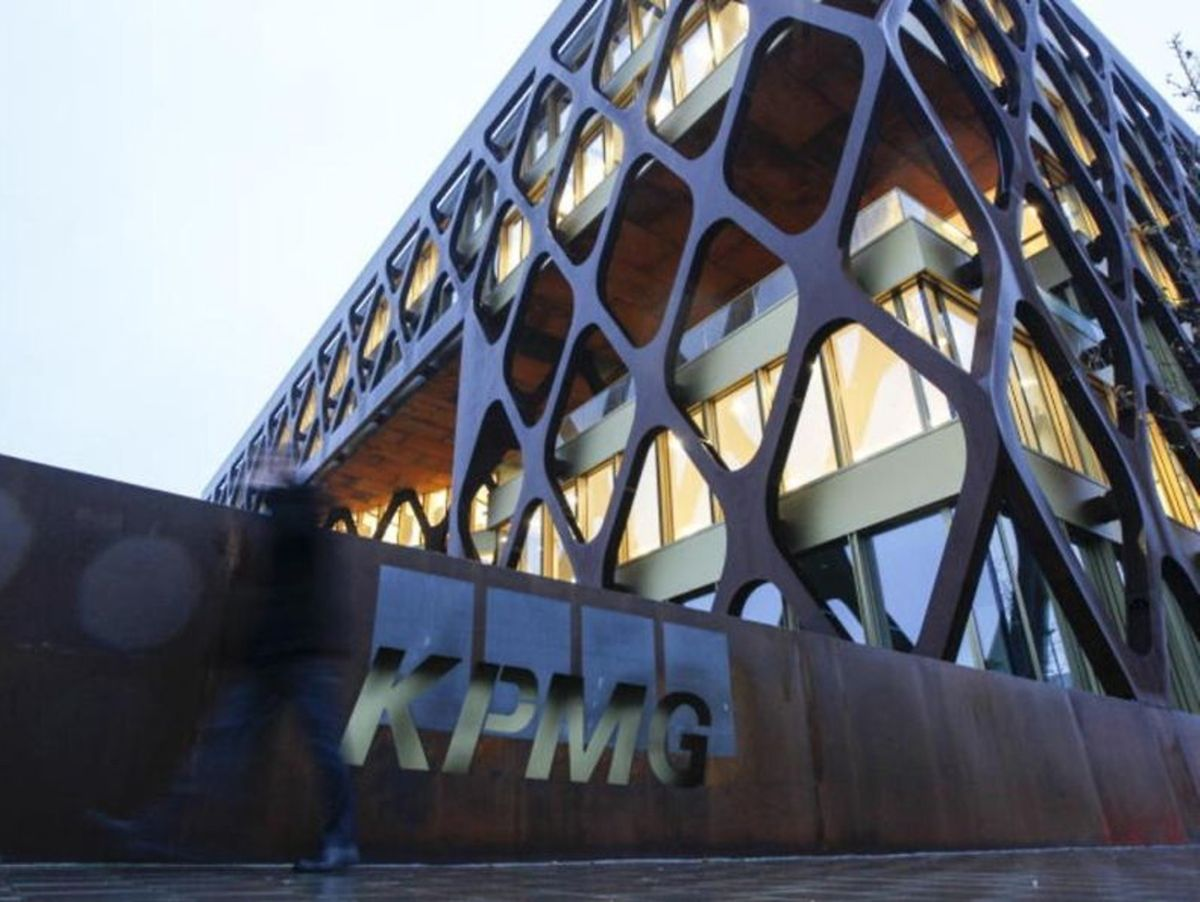 Valentiny designed KPMG Luxembourg's HQ building