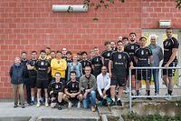 Sport,  HC Standard Axa League. mit Präsidentin Diane Weimischkirch, Foto: Lex Kleren/Luxemburger Wort