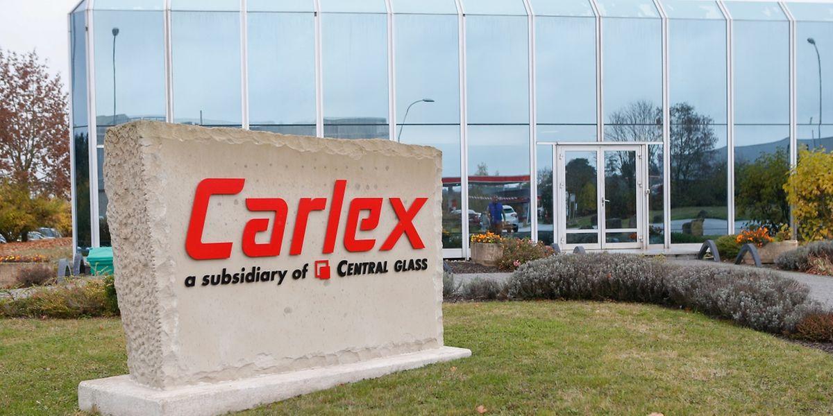 L'usine de Carlex à Grevenmacher emploie 504 collaborateurs.