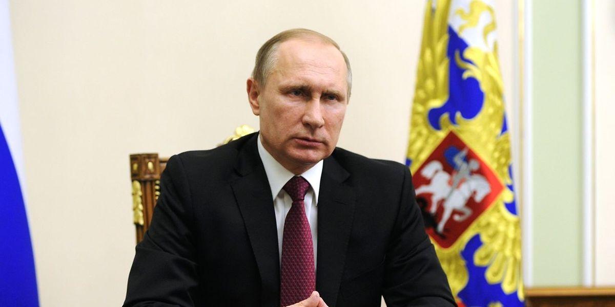 «Un événement s'est passé il y a quelques heures. Non seulement nous l'avons attendu depuis longtemps, mais aussi nous avons beaucoup travaillé pour s'en approcher», a déclaré M. Poutine.