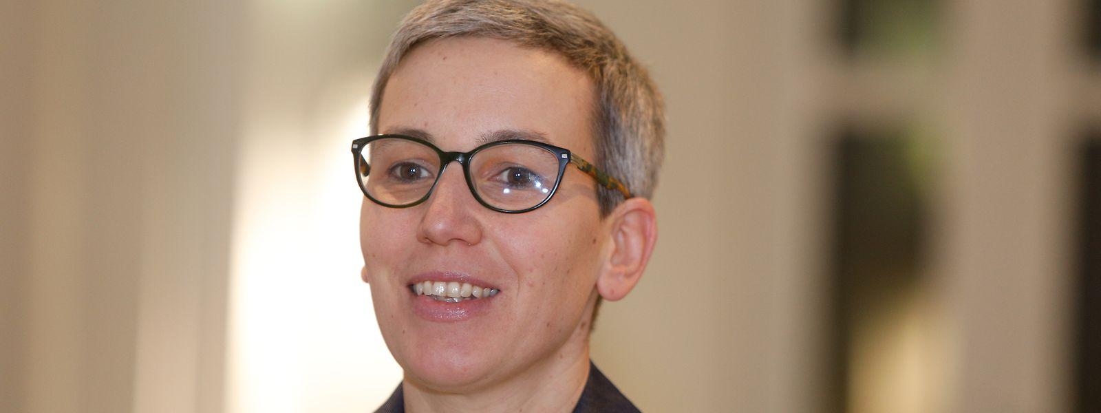 Sam Tanson, la ministre de la Culture défend contre vents et marées le choix de Joanne Goebbels
