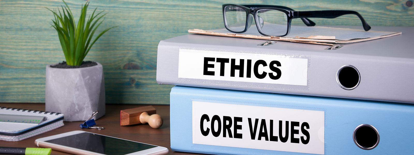 Au Luxembourg, la Commission pour l'éthique en publicité a rédigé un Code de déontologie