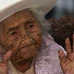 'Mama Julia'. A mulher mais velha do mundo fez 118 anos