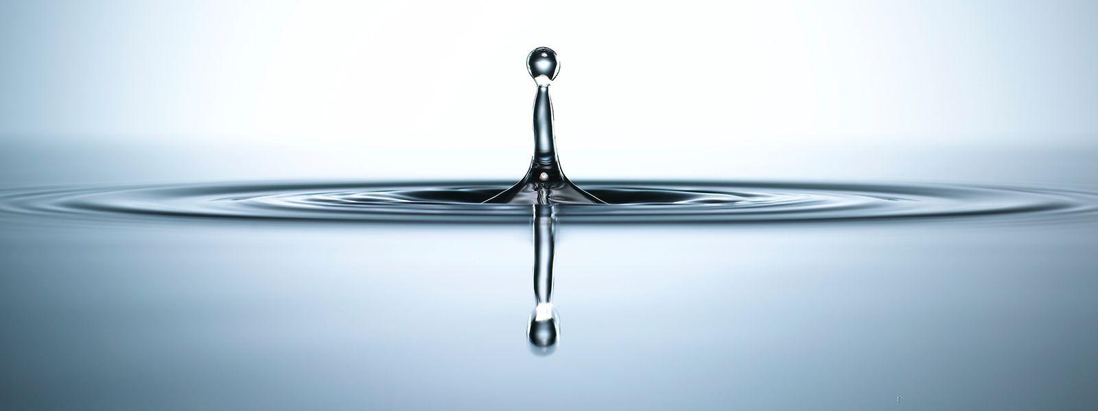 Rund 176000 Kubikmeter Trinkwasser können in Luxemburg täglich aufbereitet werden. Etwa die Hälfte davon wird aus den Grundwasserreserven gespeist.