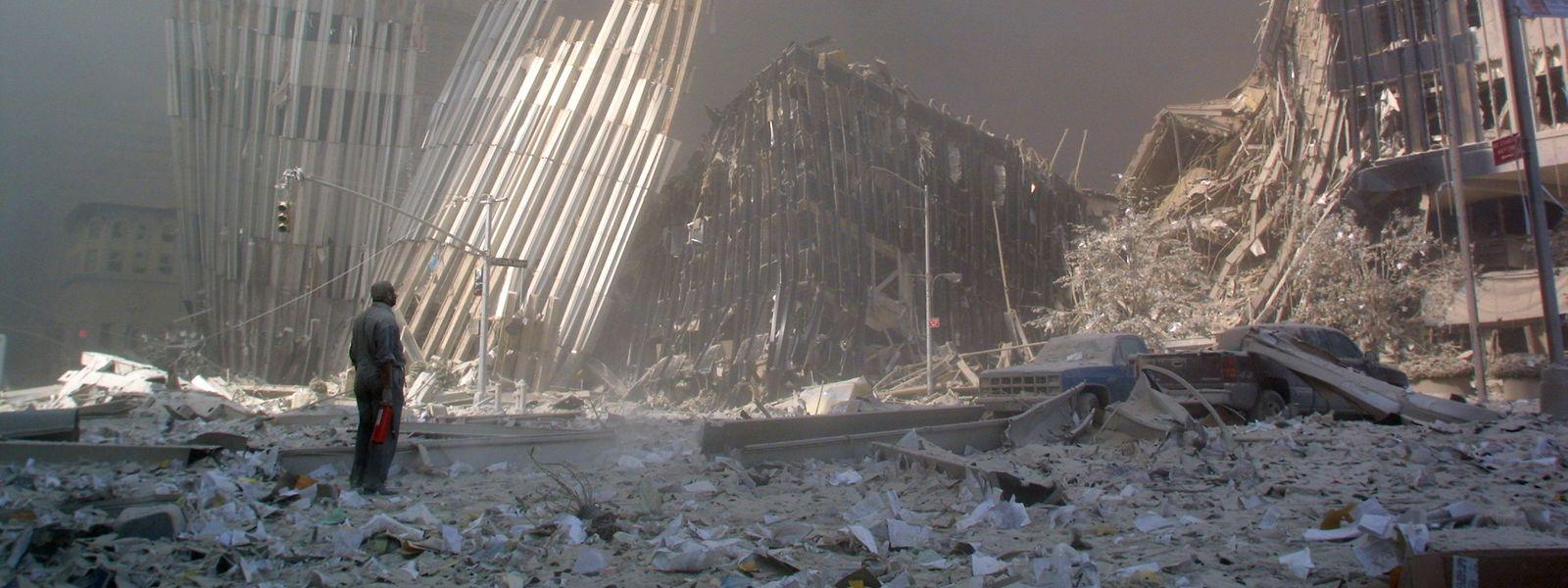 Die Anschläge traumatisierten die USA und die ganze Welt.