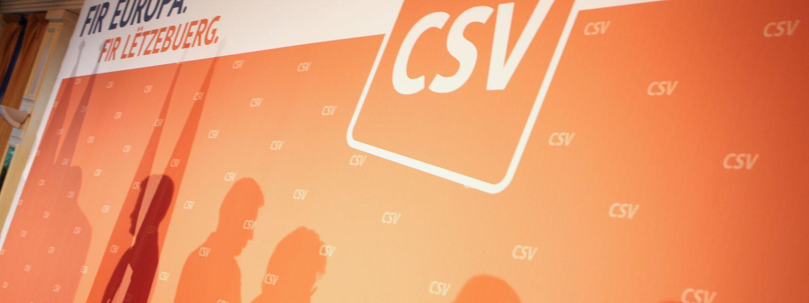 Spätestens am 9. April, wenn die Frist für die Bewerbungen abläuft, steht fest, wer sich die Erneuerung der CSV zutraut.