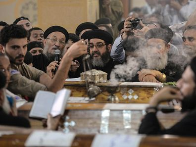 Depuis plusieurs mois déjà , l'Egypte est endeuillée par les attentats perpétrés par les jihadistes de l'EI contre la communauté orthodoxe.