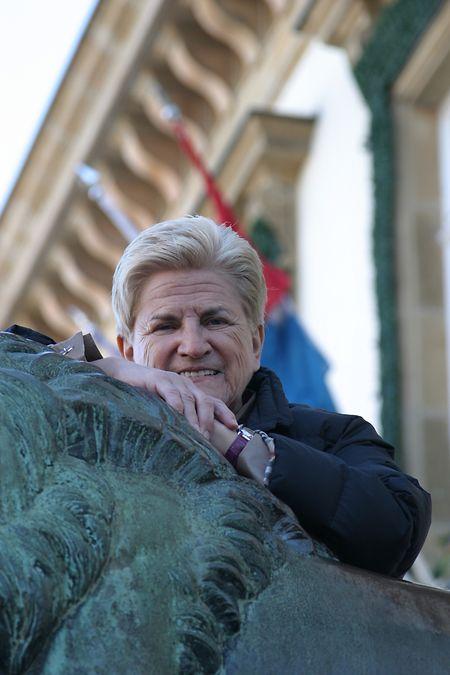 Nach fast vier Jahrzehnten in der Politik gab Colette Flesch Ende 2007 ihren Rücktritt bekannt.