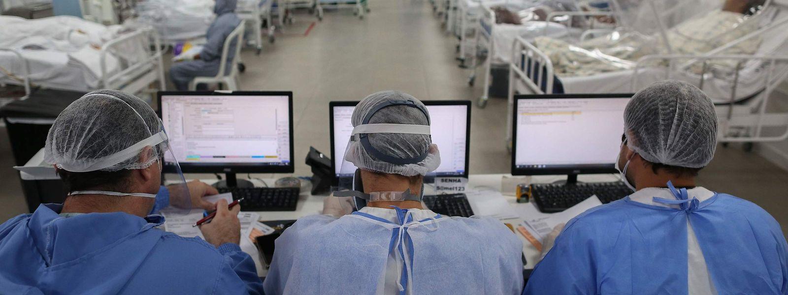 La diffusion des données médicales commune par commune n'a rien de significatif.