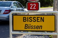 7.9. Gemeindeillustrationen / Gemeinde Bissen / Ortschaft Bissen Foto:Guy Jallay
