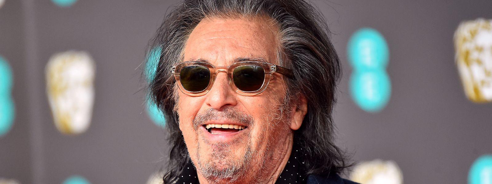 Hollywoods Außenseiter Al Pacino wird mit 80 zum Serien-Star.