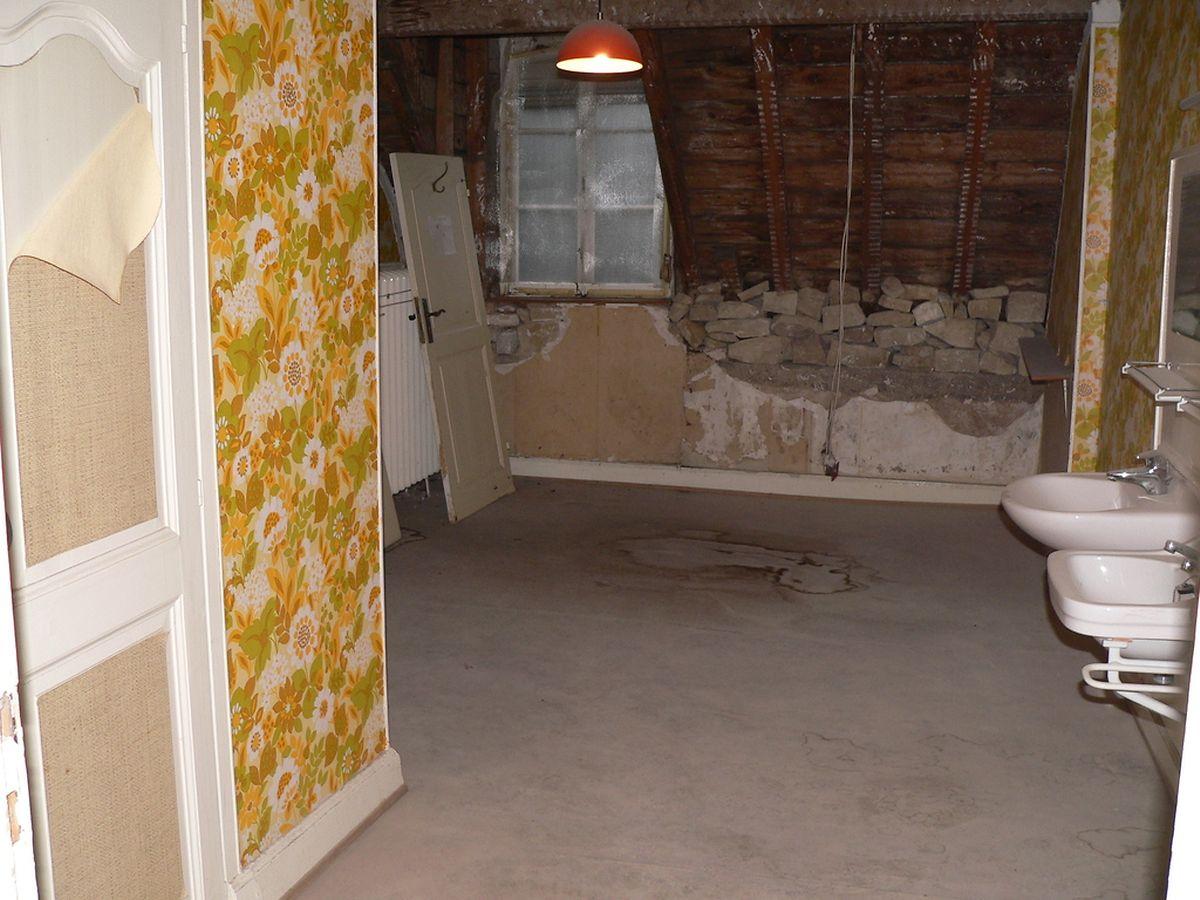 Manche Zimmer im Schloss bedürften dringend der Sanierung.