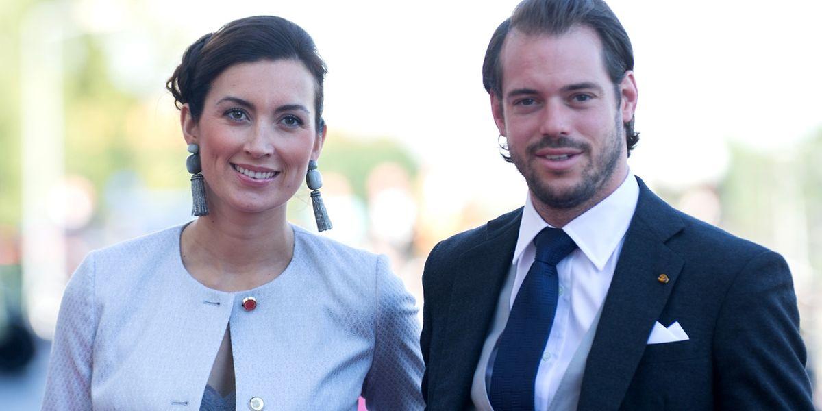 Prinzessin Claire wird im Herbst zum zweiten Mal Mutter.