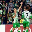 Sergio Canales et le Betis à la fête. Les Andalous ont battu l'Olympiakos. Une victoire synonyme de qualification.