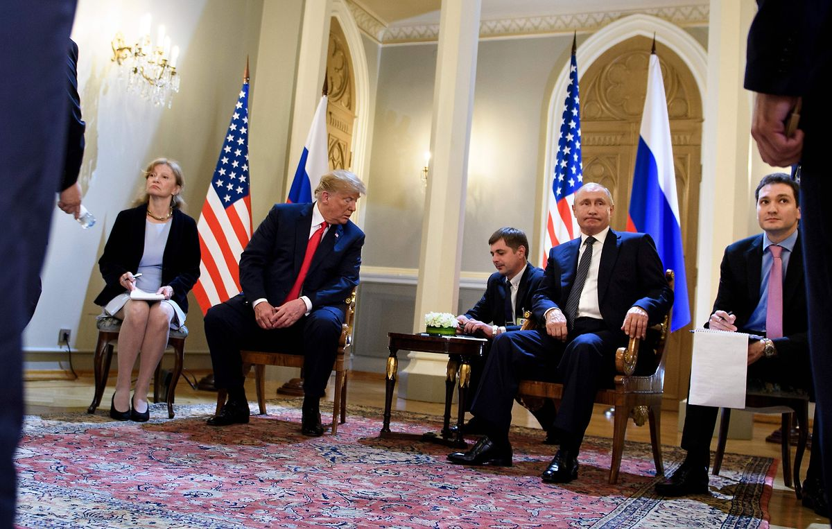 Die Dolmetscher die zwischen Trump und Putin übersetzt haben, könnten wichtige Aussagen machen.