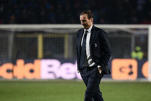 Coach Allegri verlässt Juventus Turin