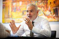 Arbeitsminister Dan Kersch - Foto : Pierre Matgé/Luxemburger Wort