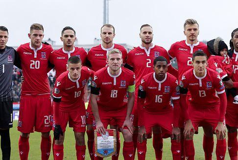 Im März: Fußball-Nationalteam trifft auf Montenegro