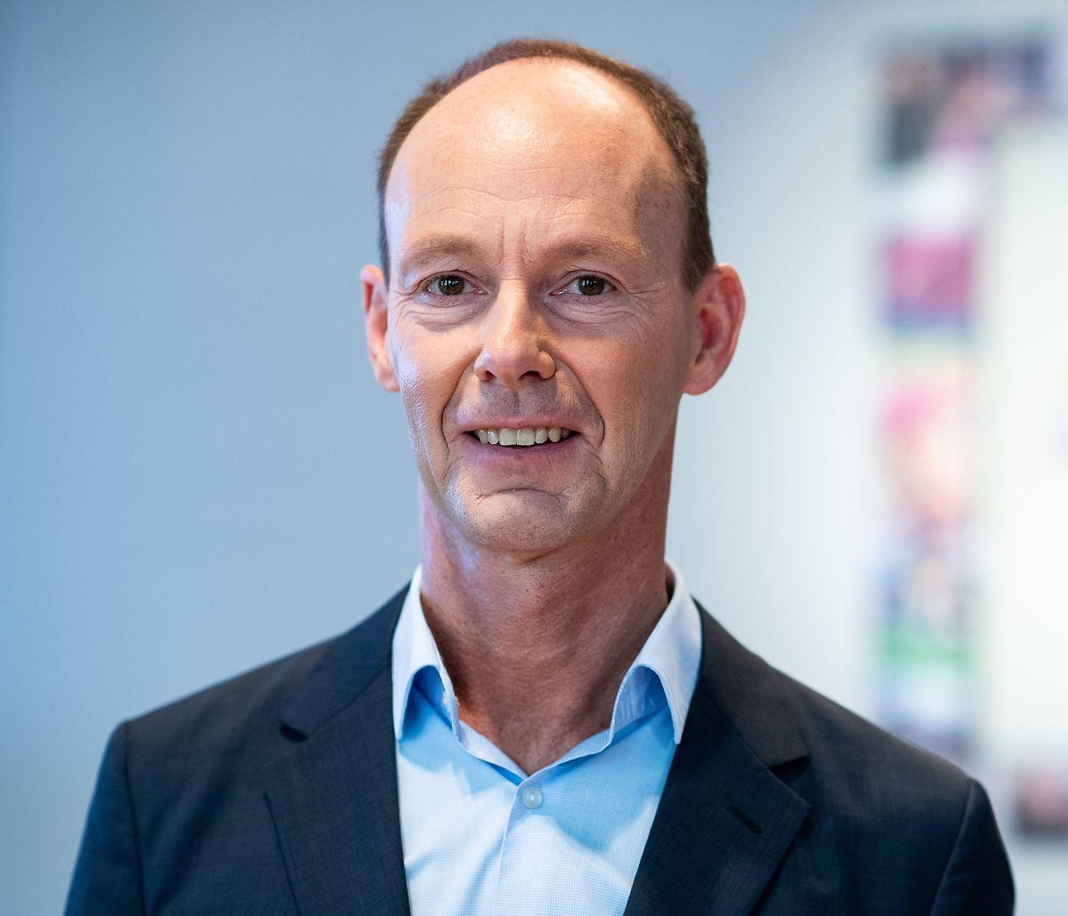 Der in Luxemburg geborene Thomas Rabe ist Chef von Bertelsmann und der RTL Group.