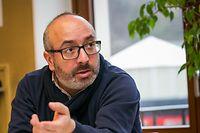 Sérgio Ferreira, porta-voz da ASTI.