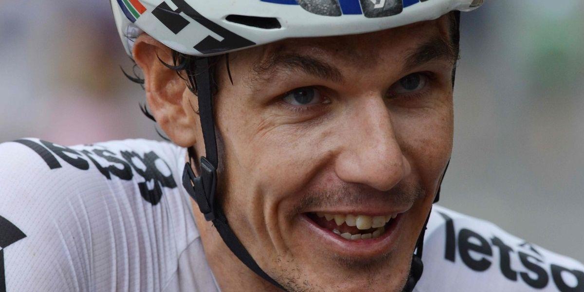 Le Sud-Africain Daryl Impey (Mitchelton-Scott) a bien l'intention de récidiver et de remporter le Tour Down Under 2019.