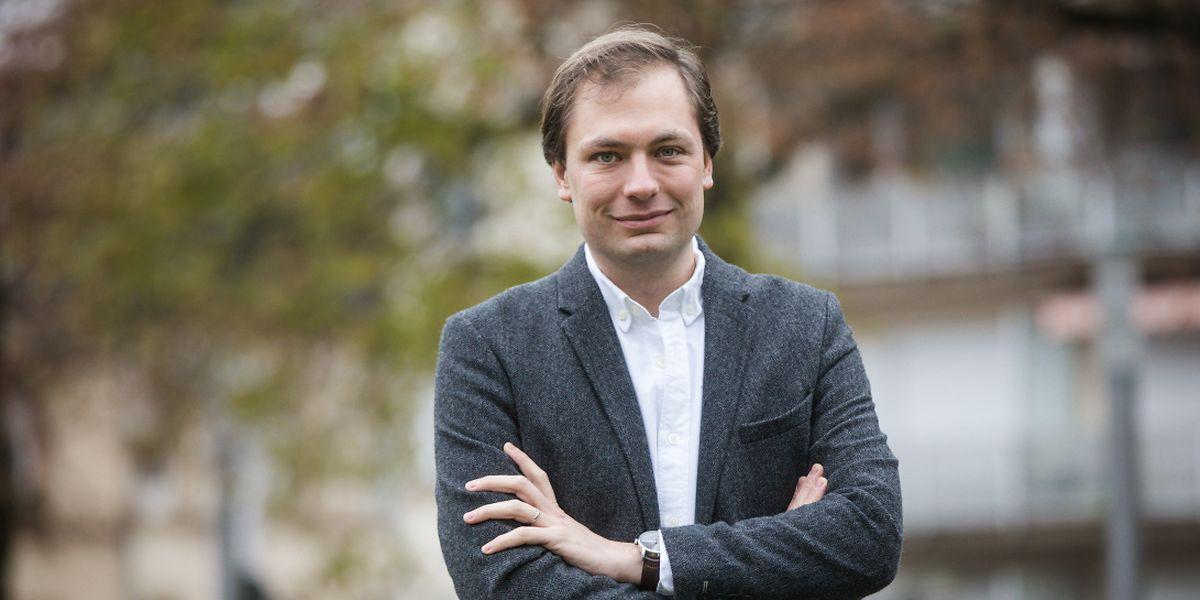 François Benoy est arrivé en troisième position dans la circonscription centre avec 9.830 voix.