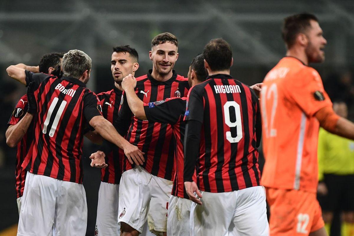Les hommes De Gennaro Gattuso ont fait la différence en fin de match.