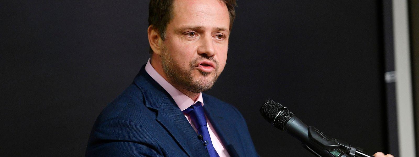 Trzaskowski hat sich bereits vor anderthalb Jahren in der Oberbürgermeisterwahl für Warschau gut geschlagen.