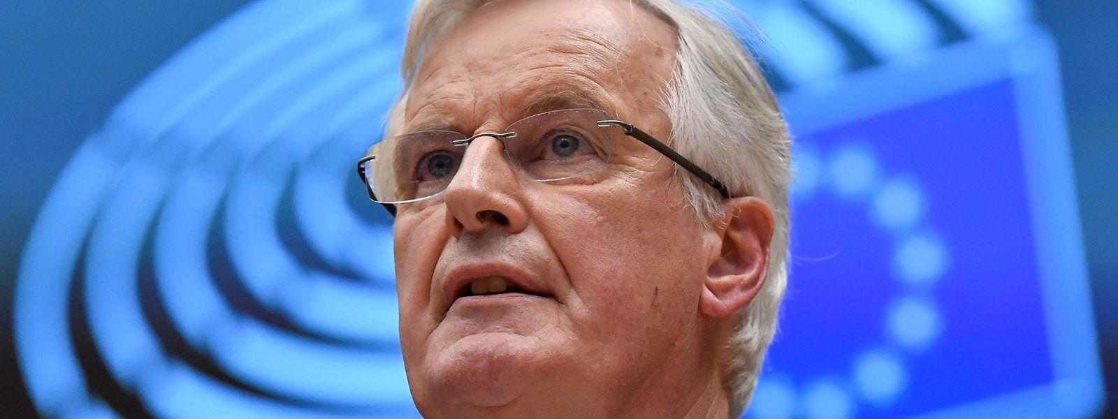 """Selon Michel Barnier, négociateur en chef européen, les Britanniques chercheraient à obtenir «une sorte de """"best of"""" (...) des accords commerciaux»."""