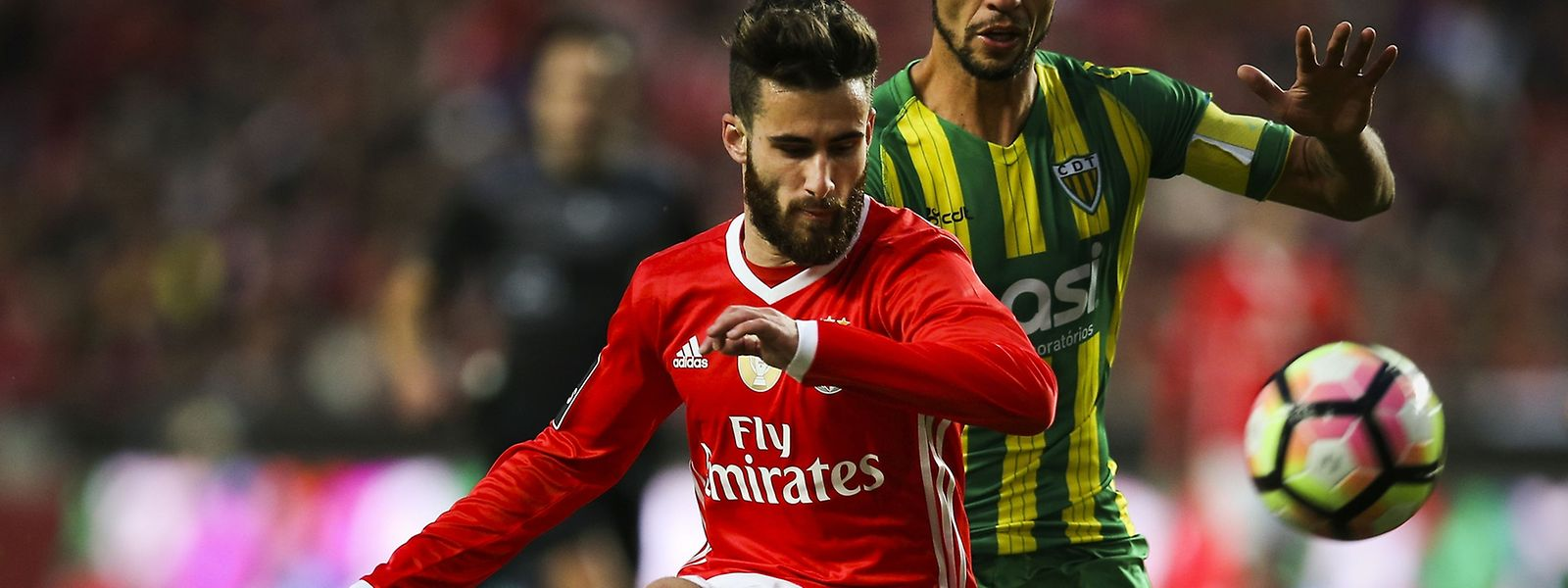 Rafa marcou um grande golo frente ao Tondela