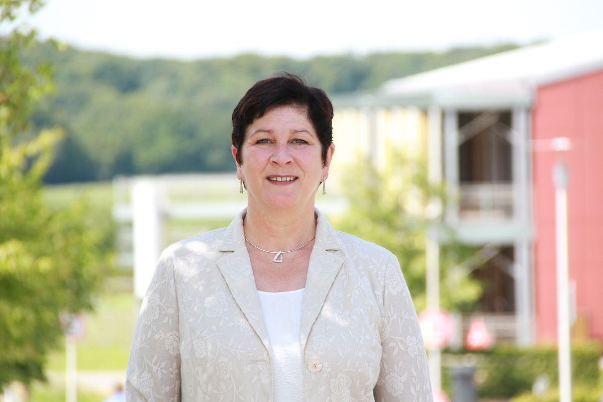 Marion Zovilé-Braquet ist Bürgermeisterin von Contern und Mitglied des CIGR-Verwaltungsrates.