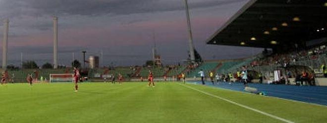 Das Stade Josy Barthel wird nicht mehr lange als Hauptstandort fungieren.