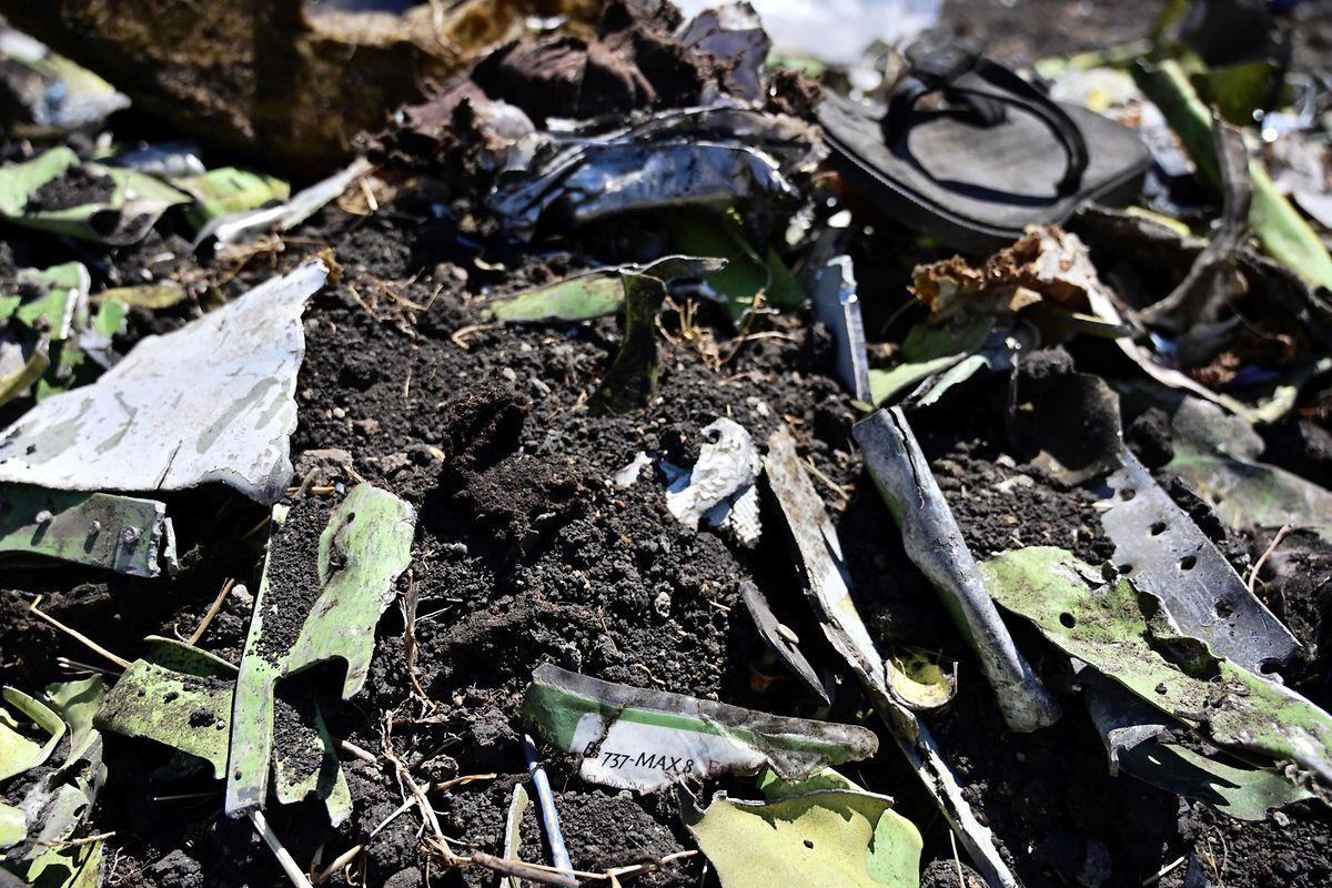 Beim Crash einer Boeing 737 Max der Ethiopian Airways im März 2019 kamen 157 Menschen ums Leben.