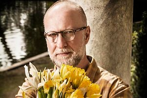 Bob Mould photographed in San Francisco, CA February 20, 2014