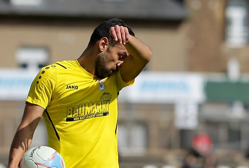 Dejvid Sinani benötigt bei F91 keine Eingewöhnungszeit