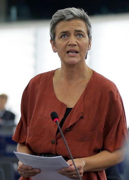 Kommissarin Margrethe Vestager kündigte an mehrere Steuervorbescheide, die Luxemburg GDF Suez erteilt hat, sehr sorgfältig zu untersuchen.