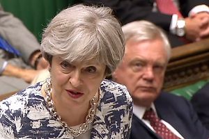 Die britische Regierung machte am Montag ein Angebot für die Austrittsverhandlungen mit der Europäischen Union.