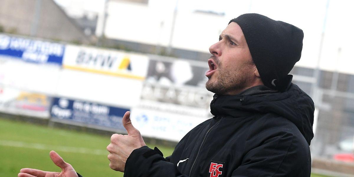 Arno Bonvini n'est plus l'entraîneur de Differdange depuis ce dimanche.