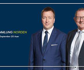 Wahlversammlung DP-Norden - Harel