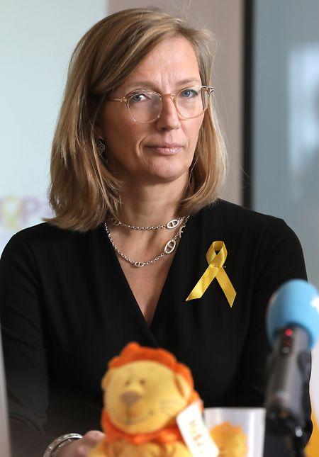 Anne Goeres, Leiterin der Stiftung Kriibskrank Kanner.
