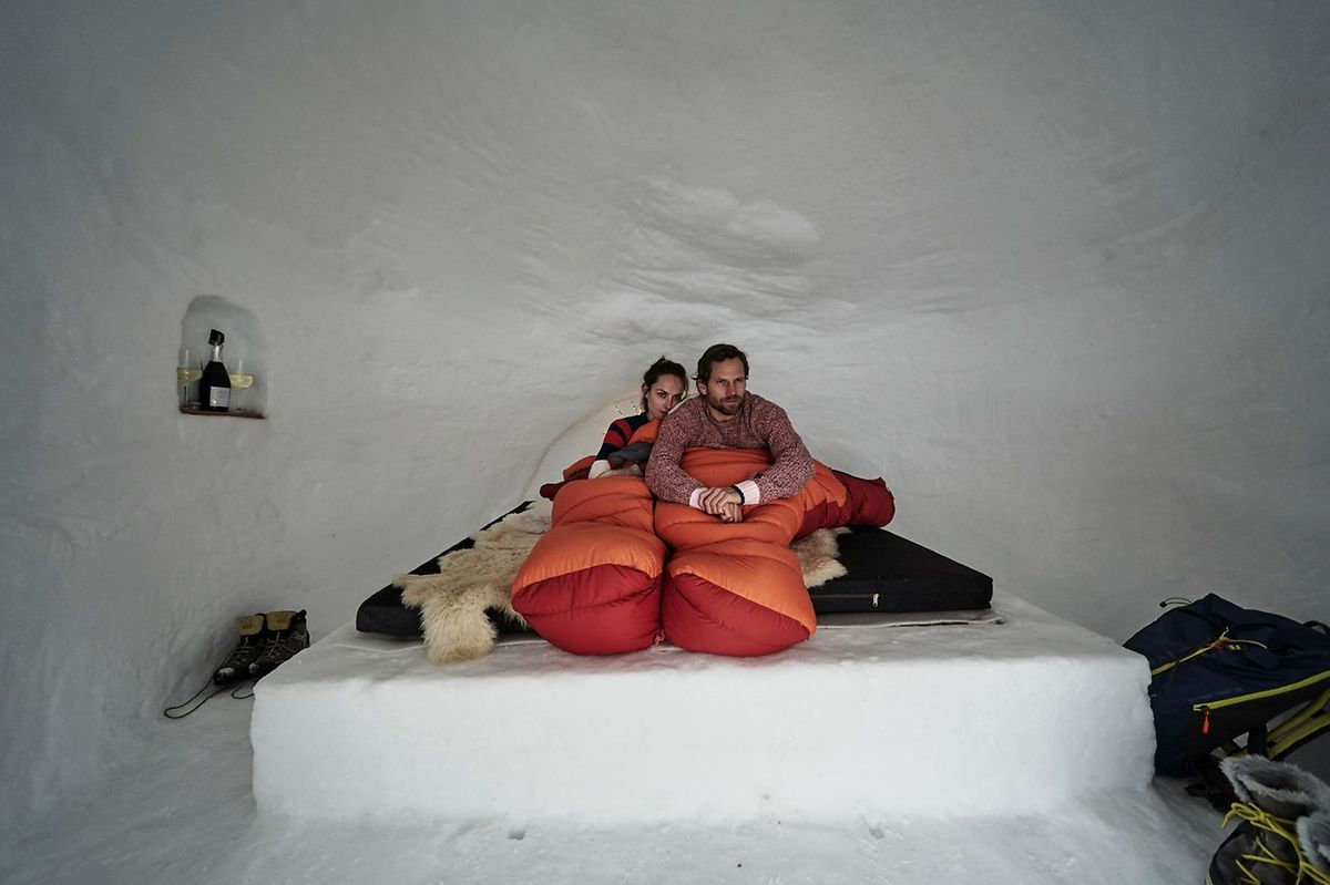 Stay in this igloo in Italy Photo: StefanSchuetz.com