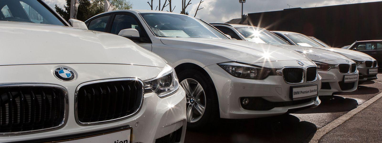 """In das """"Premium Selection""""-Programm werden laut BMW """"nur die besten Gebrauchten"""" aufgenommen."""