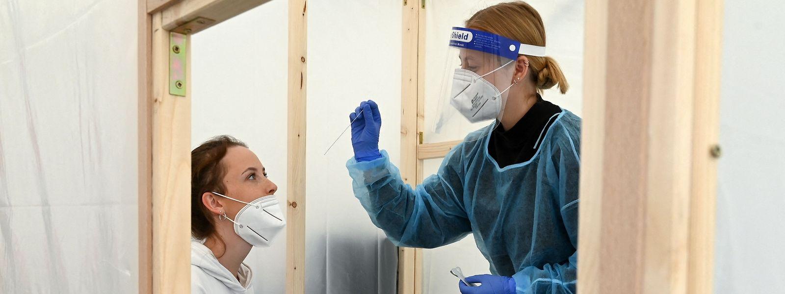 Depuis le début de l'épidémie, 3,1 millions de tests PCR ont déjà été analysés au Grand-Duché.