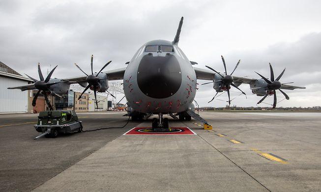 A400M aircraft