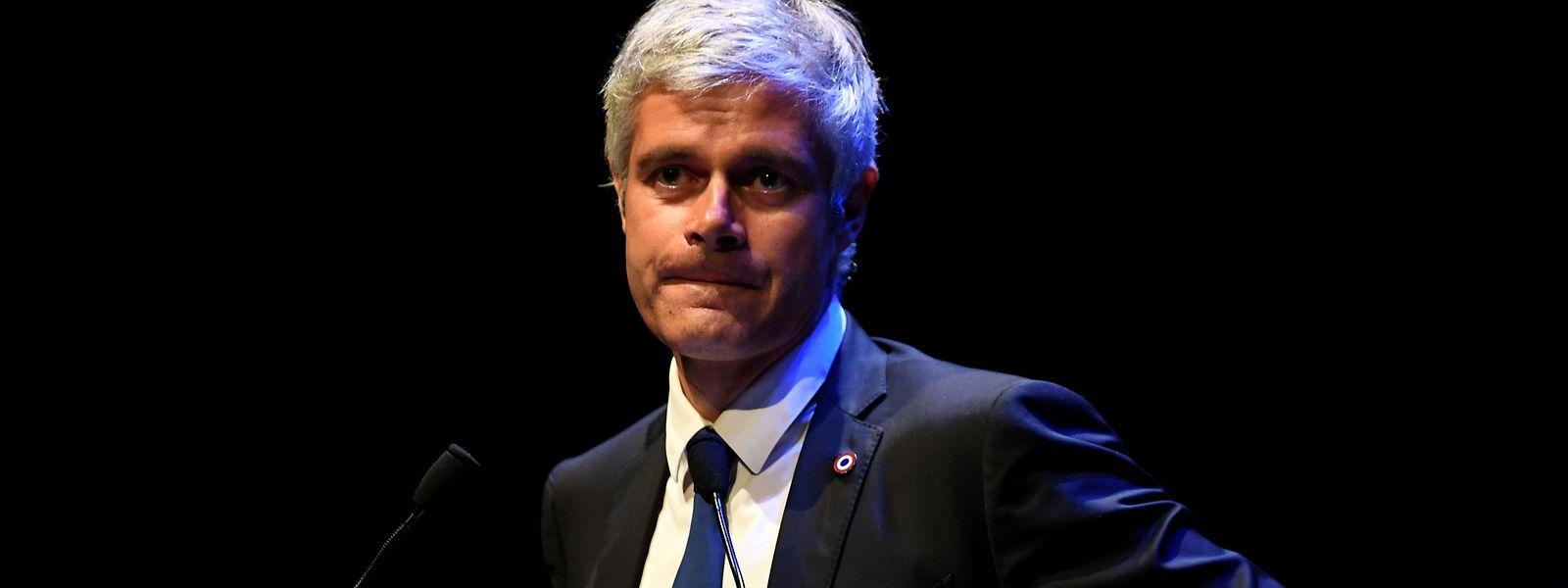 Nach dem schwachen Abschneiden der konservativen Republikaner bei der Europawahl in Frankreich hat Parteichef Laurent Wauquiez seinen Rückzug von der Parteispitze angekündigt.